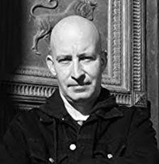 Tom Gorman portrait bandw2